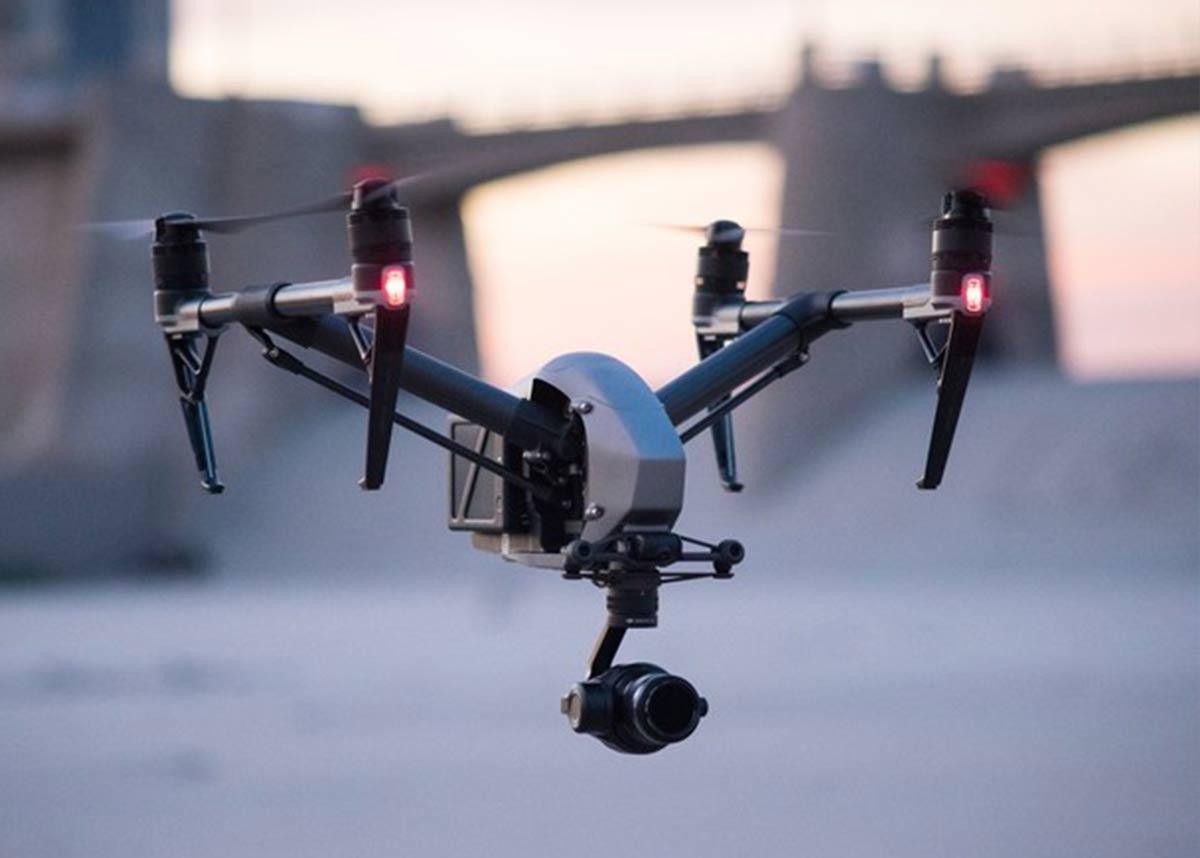 Drone, Inspire 2
